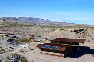 Fossil Discovery Exhibit at Big Bend National Park